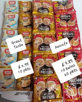 Nescafe 3in1 Original 10xTwins