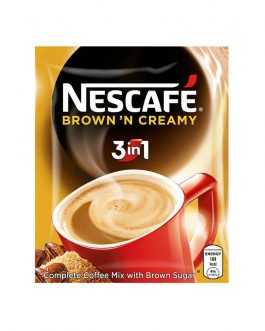 Nescafe 3in1 Brown & Creamy 10x48g
