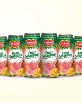 Del Monte Juice Four Seasons