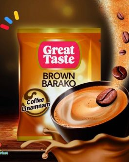 Great Taste 3-in-1 Barako 10x30g