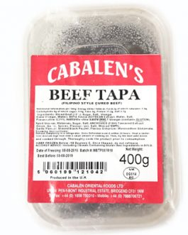 Cabalen Beef Tapa 454g