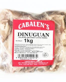 Cabalen Pang Dinuguan (Pig Maws)1kg