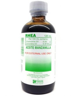 Rhea Aciete De Manzanilla