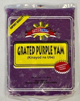 Pinoy Fiesta Grated Ube (Purple Yam)