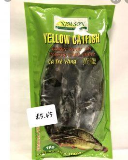 Kimson Yellow Catfish 1kg