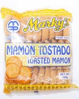 Marky's Mamon Tostado