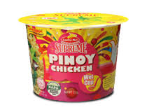 Lucky Me Supreme Mini Cup Noodles Chicken