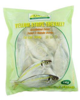 Yellow Stripe Trevally 1kg