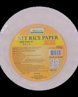 Net Rice Paper 22cm 500g