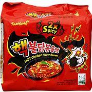 Samyang Extreme (x2) Hot Chicken Ramen (5x140g)