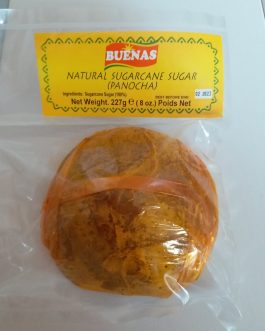 Buenas Natural Sugar Cane (Panocha) 227g