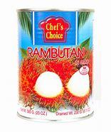 Chef's Choice Rambutan in Syrup 565g