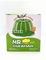 Mr Gulaman Green 10x25g