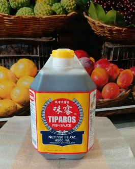 Tiparos Fish Sauce 4.5L